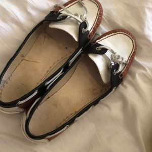 Michael Kors boat shoes